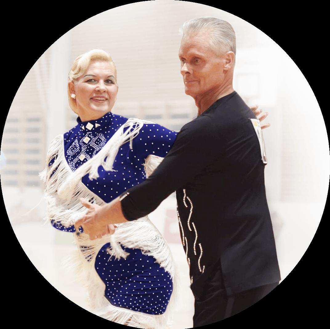 """Танцевальный клуб """"Sinilind"""" oбучение танцам для взрослых"""